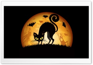 Halloween 2012 HD Wide Wallpaper for 4K UHD Widescreen desktop & smartphone