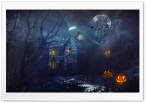 Halloween 2013 HD Wide Wallpaper for 4K UHD Widescreen desktop & smartphone
