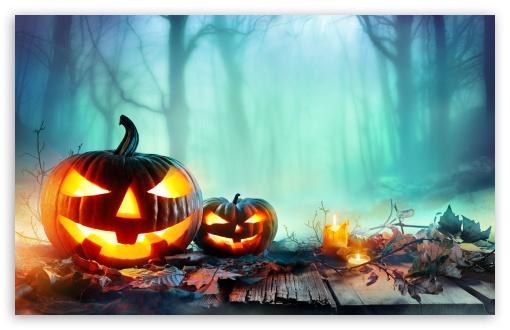 Download Halloween 2019 Decorations UltraHD Wallpaper