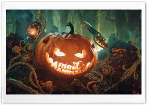 Halloween 2020 Ultra HD Wallpaper for 4K UHD Widescreen desktop, tablet & smartphone