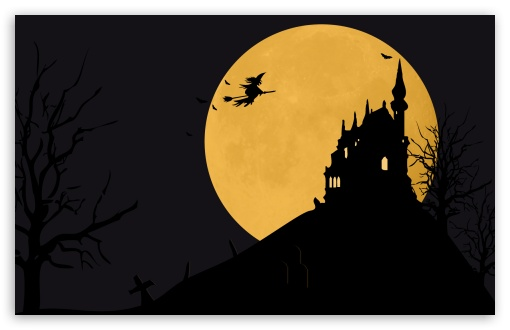 Halloween BG Moon Texture Trees Final HD wallpaper for Wide 16:10 Widescreen WHXGA WQXGA WUXGA WXGA ; HD 16:9 High Definition WQHD QWXGA 1080p 900p 720p QHD nHD ; Standard 4:3 5:4 Fullscreen UXGA XGA SVGA QSXGA SXGA ; iPad 1/2/Mini ; Mobile 4:3 5:4 - UXGA XGA SVGA QSXGA SXGA ;
