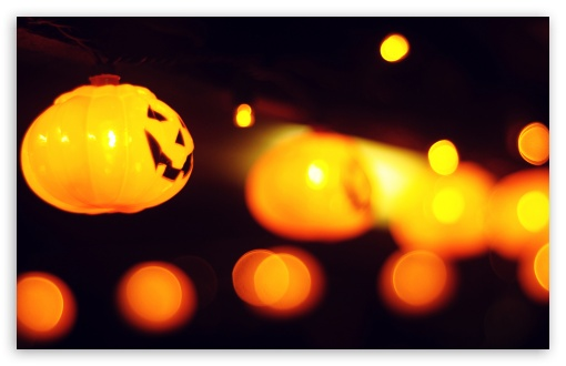 Halloween Lights HD wallpaper for Wide 16:10 5:3 Widescreen WHXGA WQXGA WUXGA WXGA WGA ; HD 16:9 High Definition WQHD QWXGA 1080p 900p 720p QHD nHD ; Standard 4:3 3:2 Fullscreen UXGA XGA SVGA DVGA HVGA HQVGA devices ( Apple PowerBook G4 iPhone 4 3G 3GS iPod Touch ) ; iPad 1/2/Mini ; Mobile 4:3 5:3 3:2 16:9 - UXGA XGA SVGA WGA DVGA HVGA HQVGA devices ( Apple PowerBook G4 iPhone 4 3G 3GS iPod Touch ) WQHD QWXGA 1080p 900p 720p QHD nHD ;