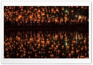 Halloween Lights HD Wide Wallpaper for Widescreen