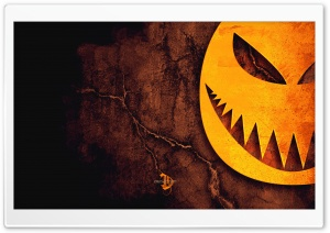 Halloween Pumpkin Autumn HD Wide Wallpaper for 4K UHD Widescreen desktop & smartphone
