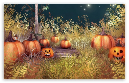 Halloween Pumpkin Wallpaper Hd.Halloween Pumpkins 4k Hd Desktop Wallpaper For 4k Ultra