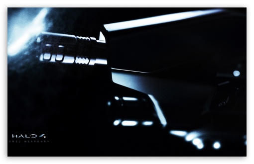 Halo 4 Weapon 1 HD wallpaper for Wide 16:10 5:3 Widescreen WHXGA WQXGA WUXGA WXGA WGA ; HD 16:9 High Definition WQHD QWXGA 1080p 900p 720p QHD nHD ; Mobile 5:3 16:9 - WGA WQHD QWXGA 1080p 900p 720p QHD nHD ;
