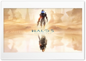 Halo 5 Guardians HD Wide Wallpaper for Widescreen