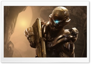 Halo 5 Guardians Agent Locke 2015 Video Game Background HD Wide Wallpaper for Widescreen
