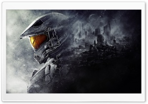 Halo 5 Guardians FanArt HD Wide Wallpaper for Widescreen