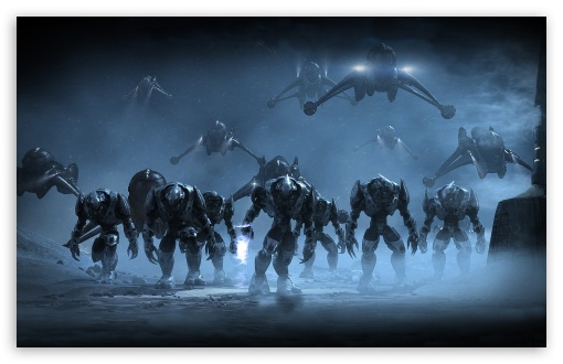 Download Halo Army UltraHD Wallpaper
