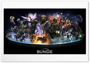 Halo Bungie HD Wide Wallpaper for Widescreen