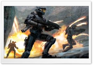 Halo, Games HD Wide Wallpaper for 4K UHD Widescreen desktop & smartphone