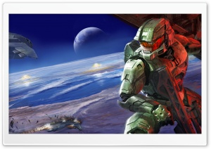 Halo, Games HD Wide Wallpaper for Widescreen