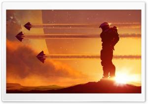 Halo Infinite Video Game 2020 2021 Ultra HD Wallpaper for 4K UHD Widescreen desktop, tablet & smartphone