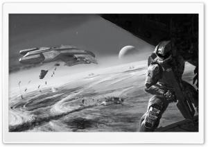 Halo Reach Ultra HD Wallpaper for 4K UHD Widescreen desktop, tablet & smartphone