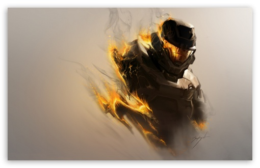 Download Halo Reach UltraHD Wallpaper