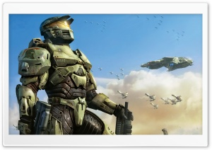 Halo Wars Video Game HD Wide Wallpaper for Widescreen