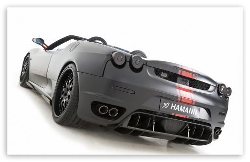 Hamann Ferrari F430 Black Miracle 9 HD wallpaper for Wide 16:10 5:3 Widescreen WHXGA WQXGA WUXGA WXGA WGA ; HD 16:9 High Definition WQHD QWXGA 1080p 900p 720p QHD nHD ; Standard 3:2 Fullscreen DVGA HVGA HQVGA devices ( Apple PowerBook G4 iPhone 4 3G 3GS iPod Touch ) ; Mobile 5:3 3:2 16:9 - WGA DVGA HVGA HQVGA devices ( Apple PowerBook G4 iPhone 4 3G 3GS iPod Touch ) WQHD QWXGA 1080p 900p 720p QHD nHD ;