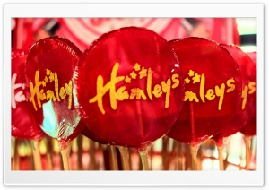 Hamleys Lollipops HD Wide Wallpaper for Widescreen