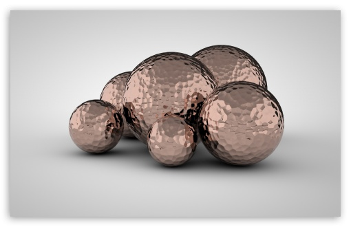 Hammered Copper Balls ❤ 4K UHD Wallpaper for Wide 16:10 5:3 Widescreen WHXGA WQXGA WUXGA WXGA WGA ; UltraWide 21:9 ; 4K UHD 16:9 Ultra High Definition 2160p 1440p 1080p 900p 720p ; Standard 4:3 5:4 3:2 Fullscreen UXGA XGA SVGA QSXGA SXGA DVGA HVGA HQVGA ( Apple PowerBook G4 iPhone 4 3G 3GS iPod Touch ) ; Smartphone 16:9 3:2 5:3 2160p 1440p 1080p 900p 720p DVGA HVGA HQVGA ( Apple PowerBook G4 iPhone 4 3G 3GS iPod Touch ) WGA ; Tablet 1:1 ; iPad 1/2/Mini ; Mobile 4:3 5:3 3:2 16:9 5:4 - UXGA XGA SVGA WGA DVGA HVGA HQVGA ( Apple PowerBook G4 iPhone 4 3G 3GS iPod Touch ) 2160p 1440p 1080p 900p 720p QSXGA SXGA ; Dual 16:10 5:3 16:9 4:3 5:4 3:2 WHXGA WQXGA WUXGA WXGA WGA 2160p 1440p 1080p 900p 720p UXGA XGA SVGA QSXGA SXGA DVGA HVGA HQVGA ( Apple PowerBook G4 iPhone 4 3G 3GS iPod Touch ) ;