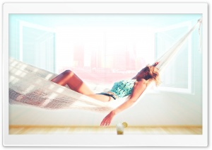 Hammock HD Wide Wallpaper for Widescreen