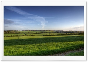 Hampshire Landscape HD Wide Wallpaper for Widescreen