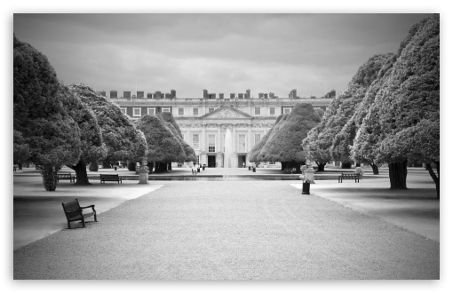 Hampton Court Palace BW HD wallpaper for Wide 16:10 5:3 Widescreen WHXGA WQXGA WUXGA WXGA WGA ; HD 16:9 High Definition WQHD QWXGA 1080p 900p 720p QHD nHD ; Standard 4:3 5:4 3:2 Fullscreen UXGA XGA SVGA QSXGA SXGA DVGA HVGA HQVGA devices ( Apple PowerBook G4 iPhone 4 3G 3GS iPod Touch ) ; iPad 1/2/Mini ; Mobile 4:3 5:3 3:2 16:9 5:4 - UXGA XGA SVGA WGA DVGA HVGA HQVGA devices ( Apple PowerBook G4 iPhone 4 3G 3GS iPod Touch ) WQHD QWXGA 1080p 900p 720p QHD nHD QSXGA SXGA ; Dual 5:4 QSXGA SXGA ;