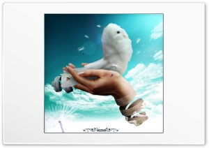hand Ultra HD Wallpaper for 4K UHD Widescreen desktop, tablet & smartphone