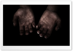 Hands HD Wide Wallpaper for Widescreen