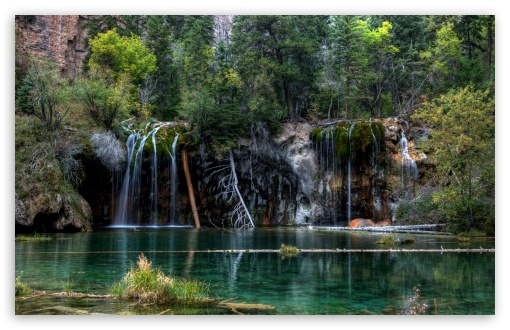 Hanging Lake, Colorado HD wallpaper for Wide 16:10 5:3 Widescreen WHXGA WQXGA WUXGA WXGA WGA ; HD 16:9 High Definition WQHD QWXGA 1080p 900p 720p QHD nHD ; UHD 16:9 WQHD QWXGA 1080p 900p 720p QHD nHD ; Standard 4:3 5:4 3:2 Fullscreen UXGA XGA SVGA QSXGA SXGA DVGA HVGA HQVGA devices ( Apple PowerBook G4 iPhone 4 3G 3GS iPod Touch ) ; Tablet 1:1 ; iPad 1/2/Mini ; Mobile 4:3 5:3 3:2 16:9 5:4 - UXGA XGA SVGA WGA DVGA HVGA HQVGA devices ( Apple PowerBook G4 iPhone 4 3G 3GS iPod Touch ) WQHD QWXGA 1080p 900p 720p QHD nHD QSXGA SXGA ;