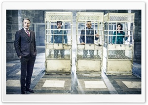 Hannibal TV Show Cast HD Wide Wallpaper for Widescreen