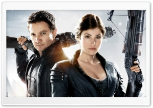 Hansel and Gretel Witch Hunters HD Wide Wallpaper for Widescreen