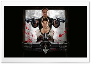 Hansel and Gretel Witch Hunters 2013 Movie HD Wide Wallpaper for Widescreen