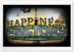 Happiness Factory HD Wide Wallpaper for Widescreen