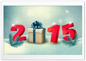 HAPPY 2015 YEAR HD Wide Wallpaper for 4K UHD Widescreen desktop & smartphone