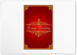 Happy Birthday HD Wide Wallpaper for 4K UHD Widescreen desktop & smartphone