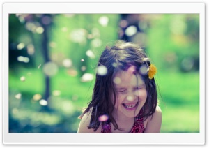 Happy Child HD Wide Wallpaper for Widescreen