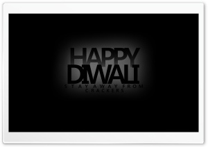 HAPPY DIWALI HD Wide Wallpaper for 4K UHD Widescreen desktop & smartphone