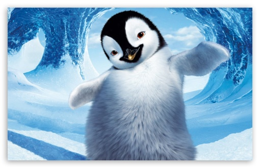 Happy Feet 2 HD wallpaper for Wide 16:10 5:3 Widescreen WHXGA WQXGA WUXGA WXGA WGA ; HD 16:9 High Definition WQHD QWXGA 1080p 900p 720p QHD nHD ; Standard 4:3 5:4 3:2 Fullscreen UXGA XGA SVGA QSXGA SXGA DVGA HVGA HQVGA devices ( Apple PowerBook G4 iPhone 4 3G 3GS iPod Touch ) ; iPad 1/2/Mini ; Mobile 4:3 5:3 3:2 16:9 5:4 - UXGA XGA SVGA WGA DVGA HVGA HQVGA devices ( Apple PowerBook G4 iPhone 4 3G 3GS iPod Touch ) WQHD QWXGA 1080p 900p 720p QHD nHD QSXGA SXGA ;