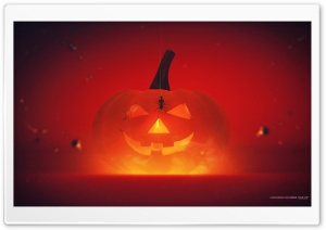 Happy Halloween 2012 HD Wide Wallpaper for 4K UHD Widescreen desktop & smartphone