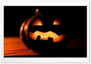 Happy Jack o lantern HD Wide Wallpaper for Widescreen