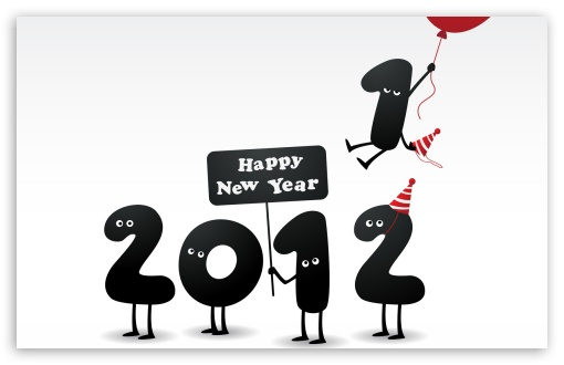 Happy New Year 2012 HD wallpaper for Standard 4:3 5:4 Fullscreen UXGA XGA SVGA QSXGA SXGA ; Wide 16:10 Widescreen WHXGA WQXGA WUXGA WXGA ; Other 3:2 DVGA HVGA HQVGA devices ( Apple PowerBook G4 iPhone 4 3G 3GS iPod Touch ) ; Mobile VGA iPhone iPad Phone - VGA QVGA Smartphone ( PocketPC GPS iPod Zune BlackBerry HTC Samsung LG Nokia Eten Asus ) HVGA Smartphone ( Apple iPhone iPod BlackBerry HTC Samsung Nokia ) ;