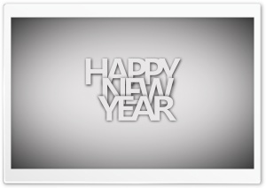 HAPPY NEW YEAR 2016 HD Wide Wallpaper for Widescreen