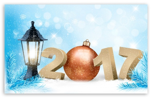 download happy new year 2017 hd wallpaper