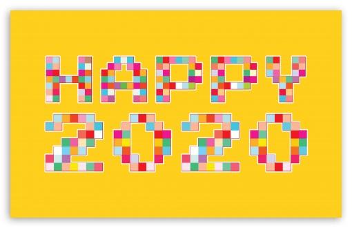Happy New Year Ultra Hd Desktop Background Wallpaper For 4k