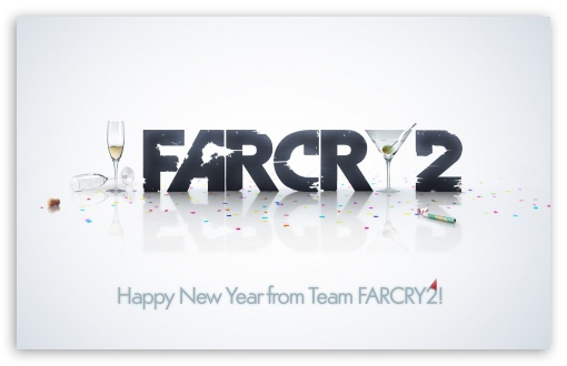 Happy New Year From Team Farcry HD wallpaper for Standard 4:3 5:4 Fullscreen UXGA XGA SVGA QSXGA SXGA ; Wide 16:10 5:3 Widescreen WHXGA WQXGA WUXGA WXGA WGA ; HD 16:9 High Definition WQHD QWXGA 1080p 900p 720p QHD nHD ; Other 3:2 DVGA HVGA HQVGA devices ( Apple PowerBook G4 iPhone 4 3G 3GS iPod Touch ) ; Mobile VGA WVGA iPhone iPad PSP Phone - VGA QVGA Smartphone ( PocketPC GPS iPod Zune BlackBerry HTC Samsung LG Nokia Eten Asus ) WVGA WQVGA Smartphone ( HTC Samsung Sony Ericsson LG Vertu MIO ) HVGA Smartphone ( Apple iPhone iPod BlackBerry HTC Samsung Nokia ) Sony PSP Zune HD Zen ;
