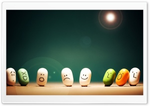 Happy Pills HD Wide Wallpaper for Widescreen