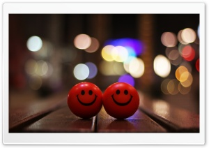Happy Smiley HD Wide Wallpaper for Widescreen