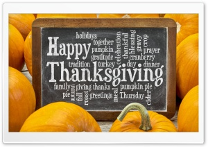 Happy Thanksgiving greetings