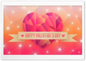 Happy Valentines Day HD Wide Wallpaper for Widescreen